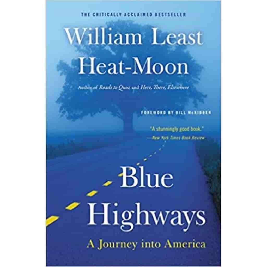 Blue Highways book cover.