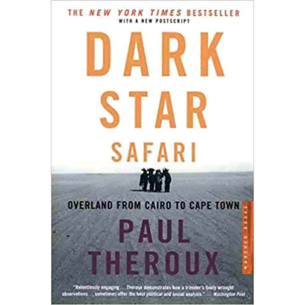 Dark Star Safari book cover.