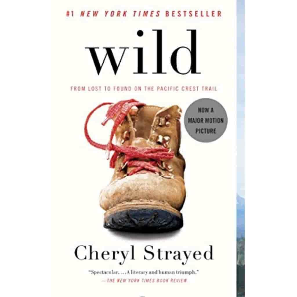 Wild book cover.